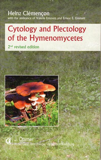 Cytology and Plectology of the Hymenomycetes