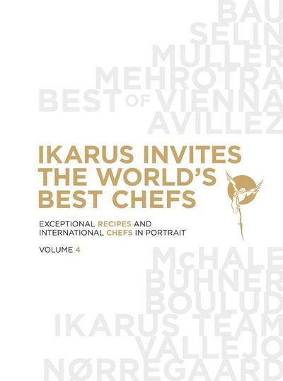 Ikarus invites the world's best chefs. Vol.4
