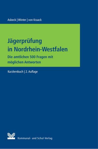 Jägerprüfung in Nordrhein-Westfalen