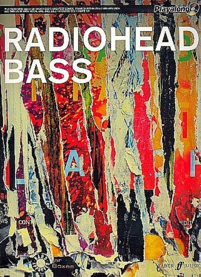 Radiohead Authentic Bass Playalong (Authentic Playalong)