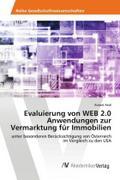 Evaluierung von WEB 2.0 Anwendungen zur Vermarktung für Immobilien