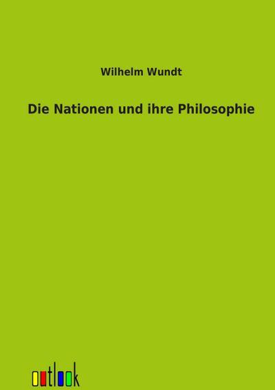 Die Nationen und ihre Philosophie