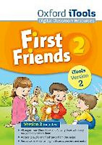 First Friends 2: Teacher's iTools