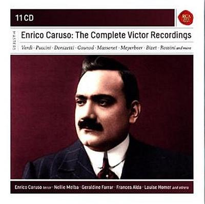 Enrico Caruso-The Complete Victor Recordings
