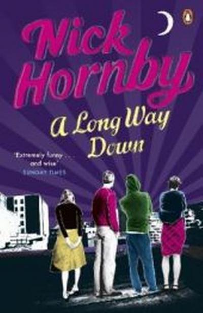 A Long Way Down, English edition
