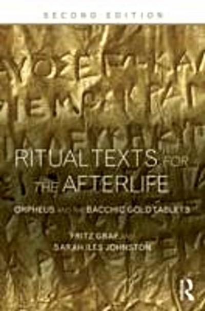Ritual Texts for the Afterlife