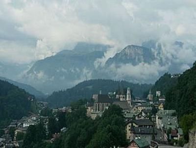 Berchtesgaden - 500 Teile (Puzzle)