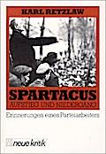 Spartakus - Aufstieg und Niedergang