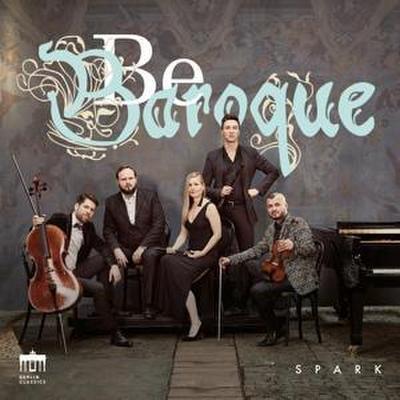 Be Baroque, 1 Audio-CD