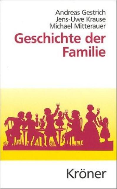 Geschichte der Familie Andreas Gestrich