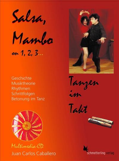 Salsa, Mambo on 1,2,3 m. CD-ROM