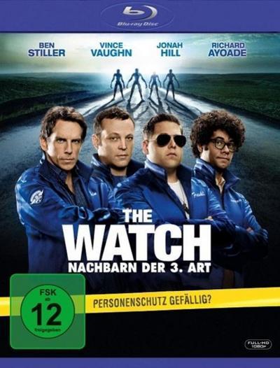 The Watch - Nachbarn der 3. Art, 1 Blu-ray