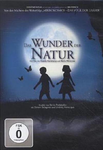 Das Wunder der Natur, 1 DVD