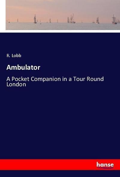 Ambulator