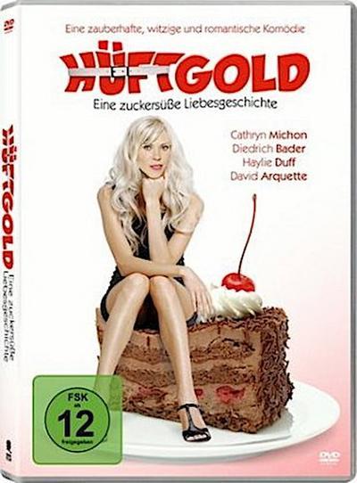 Hüftgold - Eine zuckersüße Liebesgeschichte, 1 DVD
