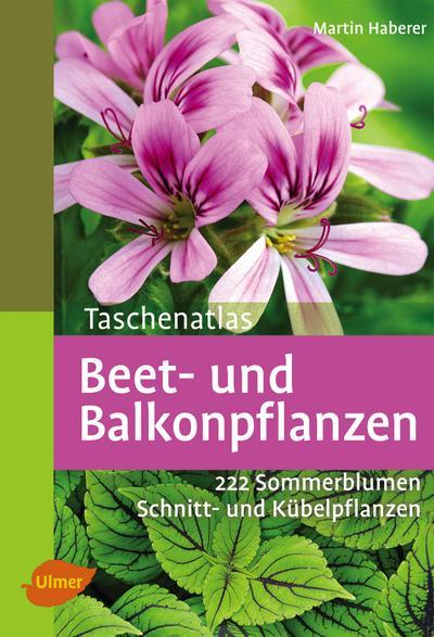 Taschenatlas Beet- und Balkonpflanzen: 222 Sommerblumen, Kübelpflanzen und Schnittpflanzen