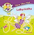 Meine Elfen-Welt. Labyrinthe; Meine Elfen-Welt; Ill. v. Beurenmeister, Corina; Deutsch; Malblock, Innenteil s/w