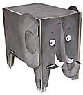 Hocker Vierbeiner Elefant