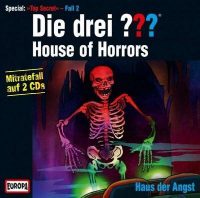 Die Drei ???: House Of Horrors-Haus Der Angst