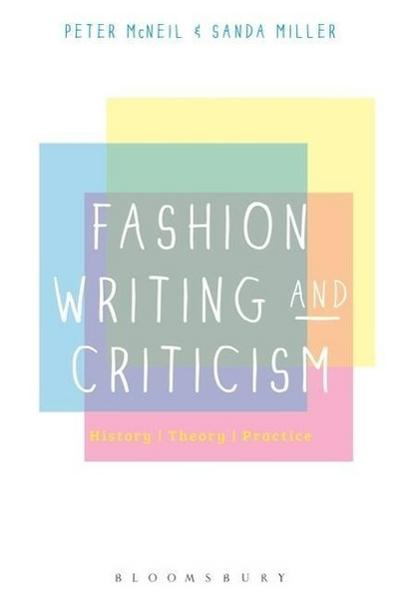 Fashion Writing and Criticism