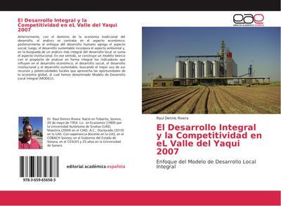 El Desarrollo Integral y la Competitividad en eL Valle del Yaqui 2007