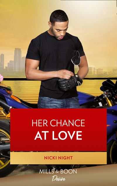 Her Chance At Love (Mills & Boon Kimani) (The Barrington Brothers, Book 1)