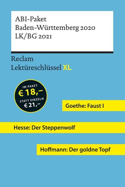 Abi-Paket Baden-Württemberg 2019