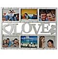 Bilderrahmen Love für 6 Bilder im Format 13 x ...