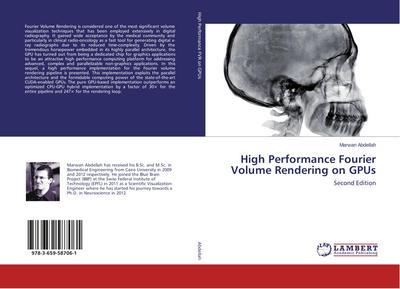 High Performance Fourier Volume Rendering on GPUs