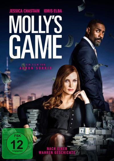 Molly's Game: Alles auf eine Karte