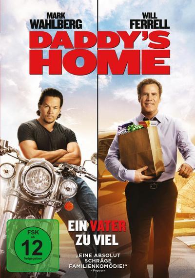 Daddy's Home - Ein Vater zu viel, 1 DVD