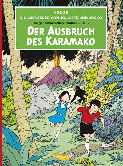 Der Ausbruch des Karamako