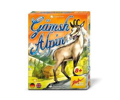 Gämsh Alpin (Spiel)