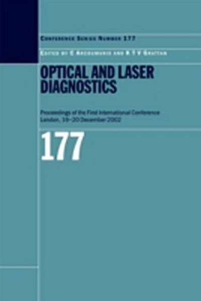 Optical and Laser Diagnostics