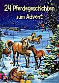 24 Pferdegeschichten zum Advent