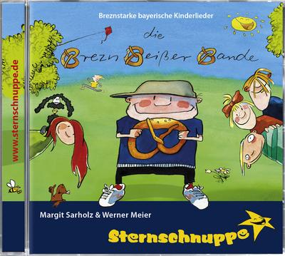 Die BreznBeißerBande, 1 CD-Audio