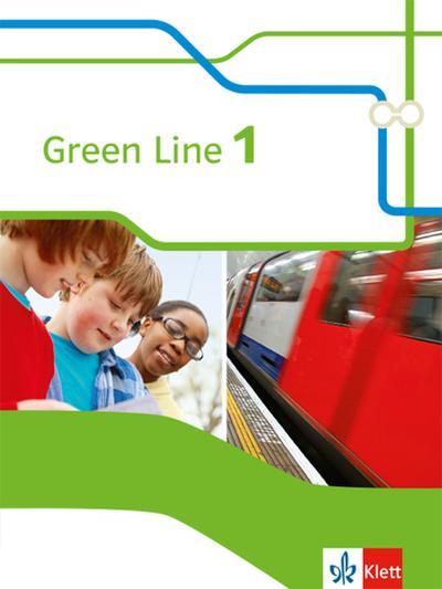 Green Line 1. Schülerbuch. Neue Ausgabe