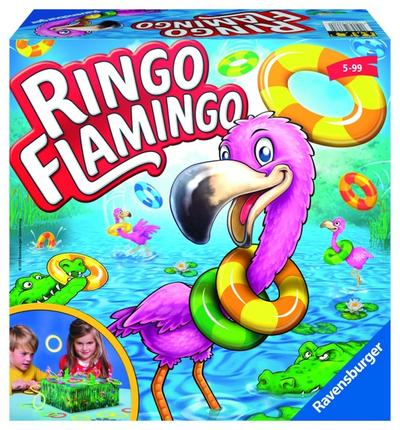 Ravensburger 22209 - Ringo Flamingo