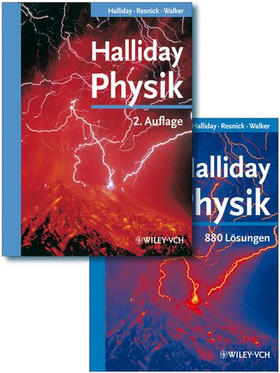 Halliday Physik deLuxe 2Bde.