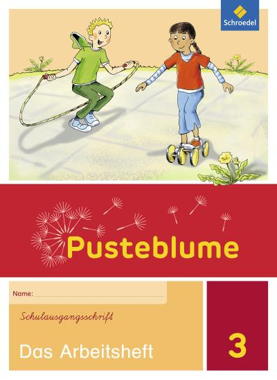 Pusteblume. Das Sprachbuch - Ausgabe 2015 für Berlin, Brandenburg, Mecklenburg-Vorpommern, Sachsen-Anhalt und Thüringen: Arbeitsheft 3