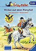 Wirbel auf dem Ponyhof (Leserabe - 2. Lesestu ...