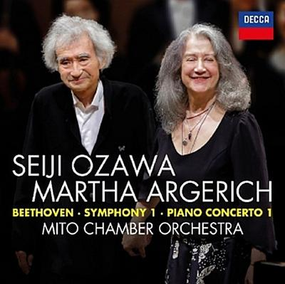 Symphony No.1 & Piano Concerto No.1, 1 Audio-CD