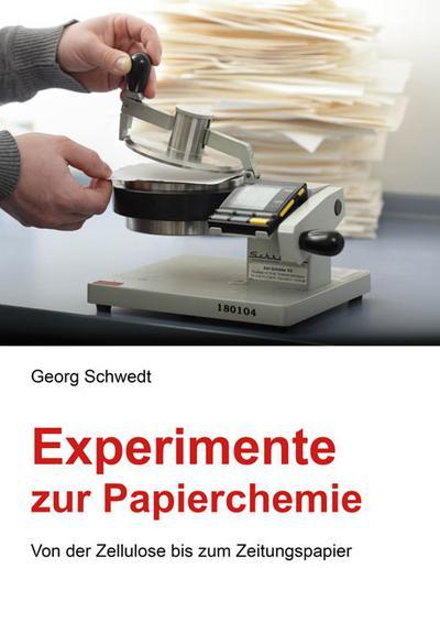 Experimente zur Papierchemie