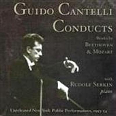Cantelli Dirigiert Mozart Und Beethoven