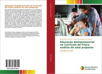Educação Semipresencial no Currículo de Física análise de uma proposta