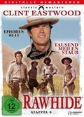 Rawhide - Tausend Meilen Staub - Season 8