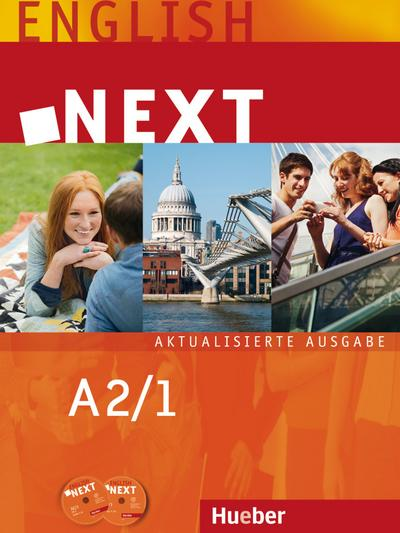 NEXT A2/1 Aktualisierte Ausgabe. Student's Book Paket