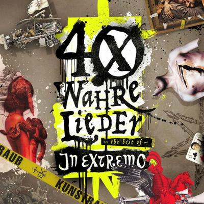 40 wahre Lieder - The Best of In Extremo