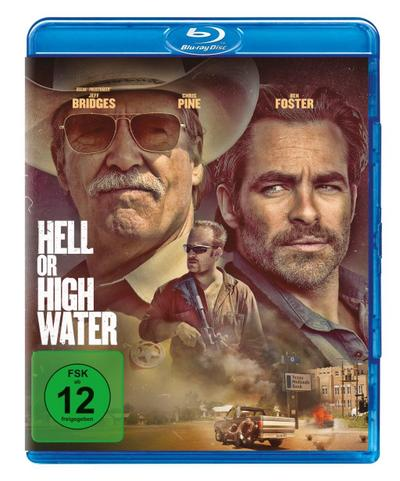 Hell or High Water, 1 Blu-ray