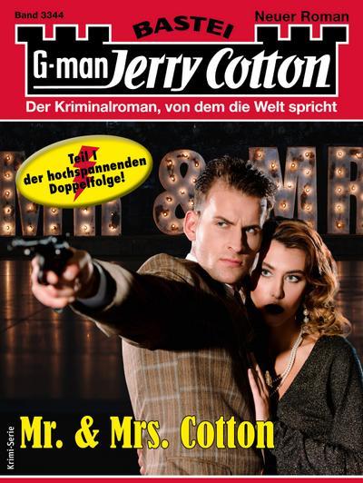 Jerry Cotton 3344